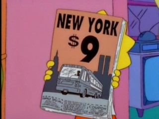 """9/11 """"Predicted"""" In The Simpsons? – The Coincidence Theorist"""