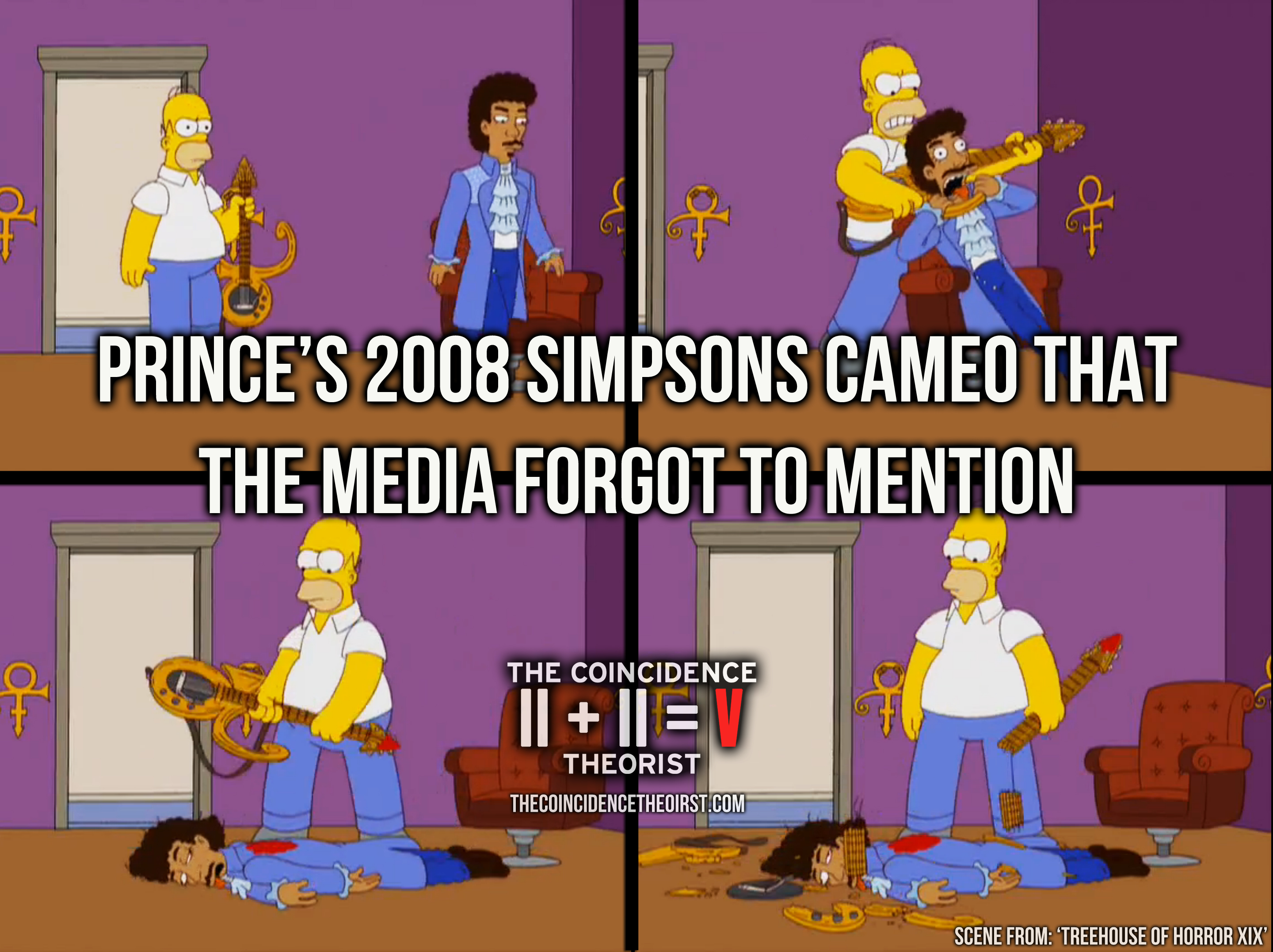 homer kill prince meme 1 - Celebrity Death Predictions 2019